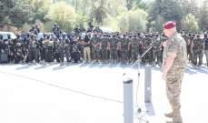 قائد الجيش يفتتح المدينة النموذجية للتدريب على القتال بالأماكن المبنية