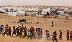 """""""سانا"""": وصول مئات الأسر من المحتجزين السوريين بمخيم الركبان إلى ممر جليغم"""