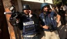 تزايد الاعتداءات على الصحفيين بغزة.. والأمن يبرر!