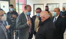 السعودي: حلم صيدا بتشغيل المستشفى التركي تحقق بإفتتاح قسم التلقيح ضد كورونا