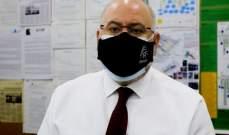 أبيض: الطوارئ والأسرة لا تزال ملأى والطاقم الطبي والتمريضي يقوم بواجبه على أكمل وجه