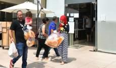 نقابة عمال المخابز في بيروت: للعودة عن قرار إنقاص وزن ربطة الخبز