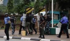"""مقتل 120 """"ارهابيا"""" في النيجر في عملية عسكرية"""
