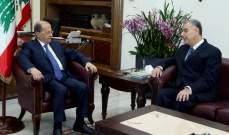 الرئيس عون استقبل سفير لبنان لدى اليونيسكو