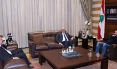 إجتماع مالي  بين الحريري وعلي حسن خليل ورياض سلامة في بيت الوسط