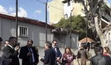 إعتصام أمام مكتب جرائم المعلوماتية إستنكارا لاستدعاء شبان على خلفية منشورات