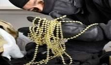 سرقة محل للمجوهرات في كوسبا