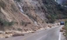 شهيب وحلو وخير وشخصيات تفقدوا أضرار العاصفة في بلدة الغابون