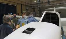قائد سلاح الجو الإيراني: نشهد تحقق اهداف صناعة الطيران في البلاد