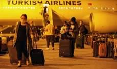 السلطات التركية أجلت 277 مواطنا من إيطاليا ونقلتهم إلى مسكن طلابي لقضاء الحجر الصحي