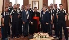 الراعي: لضرورة التعاون ورص الصف المسيحي لأجل دعم وحدة اللبنانيين جميعا