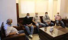 سعد اتصل بوزني لدفع مستحقات موظفي مستشفى صيدا الحكومي بعد الإجتماع بهم