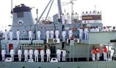 قائد بحرية الجيش الإيراني: استتباب الأمن في الخليج بفضل الانتشار القوي لبحريتنا