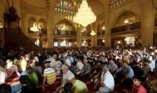 مديرية الاوقاف: إعادة فتح المساجد  ابتداءمن يوم الجمعة 29 أيار