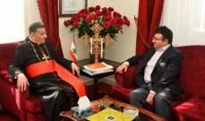 """""""موارنة من أجل لبنان"""": وثيقة الحياد خريطة طريق لتثبيت لبنان الكيان"""