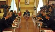 المشنوق ترأس الاجتماع الامني: لمواكبة الوضع في جرود عرسال وحماية المدنيين
