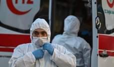 نقابة الأطباء الأتراك: لم يعد هناك مكان لمرضى كورونا بغرف العناية في أنقرة
