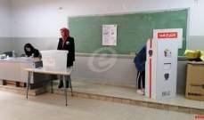 النشرة: إغلاق صناديق الإقتراع في الإنتخابات الفرعية في طرابلس