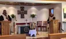 راعي ابرشية قبرص يصلي لنية القضاء على كورونا بناءا لطلب البابا فرنسيس