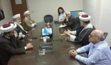 علماء فلسطين:لحل مشاكل عين الحلوة وإنهاء ملف المطلوبين وتسريع المحاكمات