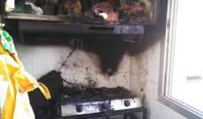 الدفاع المدني: إخماد حريق داخل شقة سكنية في الرويس والأضرار مادية