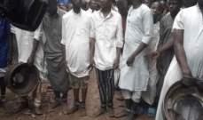 شرطة نيجيريا حررت أكثر من 300 تلميذ تعرضوا للتعذيب والاغتصاب في مدرسة