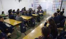 مستشار وزير التربية: تعليم النازحين السوريين يوفر فرص عمل لـ12 ألف لبناني