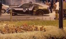 سقوط شهيد بقوى الامن جراء إلقاء قنبلة على سيارة عسكرية بطرابلس