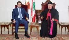 نديم الجميل: التضامن الوطني ينقذ لبنان وليس بالشروط نحمي وطننا