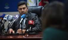 وزير الطاقة بعد لقائه بري: اول باخرة محروقات تصل الى لبنان الخميس وتليها باخرتان