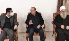 وهاب: بدعة الـ 18 وزيراً اعتداء على حقوق الطائفة الدرزية