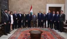 الحياة: باسيل بحث مع الوفد الروسي عقد مؤتمر في بيروت يُخصص لعودة النازحين السوريين