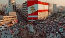 الجيش أعاد فتح ساحة النور في طرابلس وأزال الخيم الموجودة في الساحة