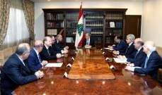 الرئيس عون: دور لبنان في الفرانكوفونية قائم منذ ما قبل انشائها كمنظمة