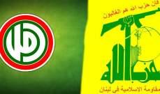 مكتب الشباب في أمل والتعبئة التربوية في حزب الله بحثا في الانتخابات الطالبية