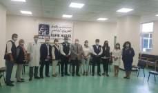 غيبريسوس التقى الأبيض: منظمة الصحة ملتزمة بالوقوف إلى جانب لبنان وتقديم الدعم له