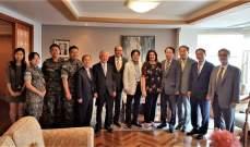 سفير لبنان في كوريا الجنوبية: نسعى لإنشاء جمعية صداقة كورية لبنانية