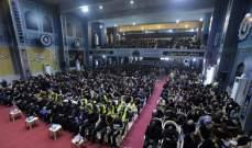 حزب الله يفتتح المراسم العاشورائية في قرى وبلدات ومدن الجنوب