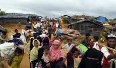 الأمم المتحدة طلبت 877 مليون دولار لمساعدة الروهينغا اللاجئين ببنغلادش