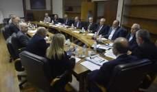 لجنة الدفاع برئاسة سمير الجسر تابعت درس الموضوع المتعلق بالبلديات