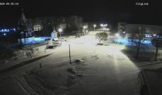 سقوط نيزك ضخم في كاريليا شمالي روسيا
