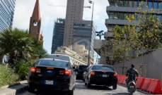 حواجز توعية على قانون السير الجديد في كفردينس راشيا