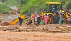 ارتفاع عدد قتلى الفيضانات في الهند إلى 147 وإجلاء مئات الآلاف