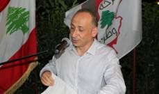 ذبيان مهنئاً بتحرير حلب: صمود سوريا تكلل بالنصر وسحق الإرهاب