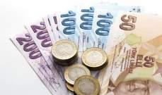 """""""رويترز"""": الليرة التركية تفاقم خسائرها أمام الدولار إلى أكثر من 5 بالمئة"""