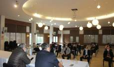 لجنة الطوارئء الاجتماعية بصيدا عقدت اجتماعاً لتنسيق توزيع الوجبات الساخنة اليومية على المحتاجين