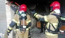 إخماد حريق داخل شقة بالدكوانة وآخر شب بلوحة فواصم كهربائية وإخلاء سكان المبنى في كفرتبنيت