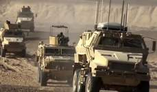 الإعلام العسكري السوداني: وصول قوات مصرية برية ومقاتلات جوية ومركبات عسكرية للخرطوم