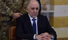 وزير الداخلية: توقيف شخصين اعتديا على المعتصمين امام مجلس الجنوب
