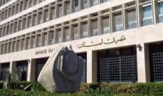 هيئة التحقيق بمصرف لبنان:ملف الاموال المحوّلة للخارج قيد المتابعة وسنرفع نتائج التحقيقيات لعويدات